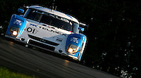 21 June 2009:  The #01 Scott Pruett and Memo Rojas races to victory during the EMCO Gears Road Racing Classic at Mid-Ohio Spotts Car Course ini Lexington, OH.