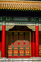 Hall of Preserving Harmony, The Imperial Palace, The Forbidden City, Beijing, China