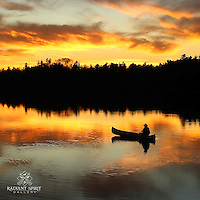 &quot;Sunset Paddle&quot;<br />