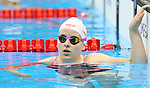 Rio de Janeiro-6/9/2016-Canadian swimmer Nydia Langill trains at the Olympic Aquatics Stadium prior to the Paralympic Games in Rio. Photo Scott Grant/Canadian Paralympic Committee