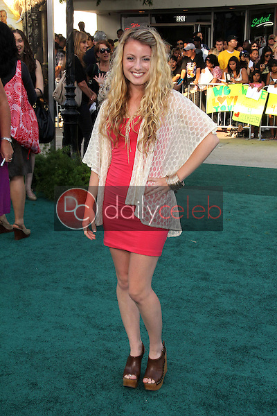 Christie Brooke<br /> at the &quot;Zookeeper&quot; Premiere, Regency Village Theater, Westwood, CA. 07-06-11<br /> David Edwards/DailyCeleb.com 818-249-4998