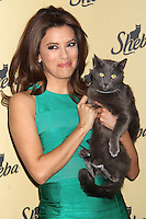Eva Longoria at a promotional event to  Sheba Cat Food - New York