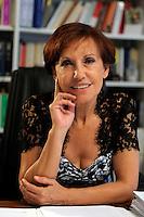 Tiziana Parenti detta Titti, avvocato, politica ed ex magistrato...
