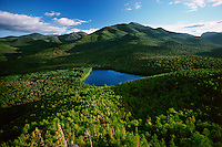 Mt. Jo Trail, Heart Lake, Adirondack Park, New York