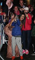 NEW YORK, NY April .19, 2017 Priyanka Chopra attend Harper's Bazaar 150th Anniversary Party at the Rainbow Room in New York April 19,  2017. Credit:RW/MediaPunch