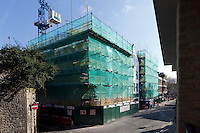 February 2012: Pembroke College Brewer Street Project