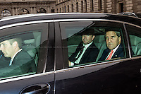 09.09.2013 - John Kerry Arrives at the Foreign Office to meet William Hague