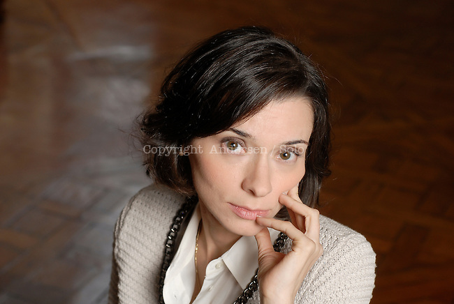 Clemence Boulouque, French writer.