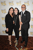HOLLYWOOD FL - OCTOBER 28: Gloria Estefan and Emilio Estefan attend Footy's Bubbles & Bones Gala held at the Western Diplomat on October 28, 2016 in Hollywood, Florida. Credit: mpi04/MediaPunch
