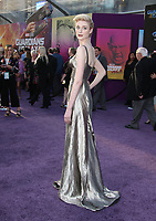 """HOLLYWOOD, CA - April 19: Elizabeth Debicki, At Premiere Of Disney And Marvel's """"Guardians Of The Galaxy Vol. 2"""" At The Dolby Theatre  In California on April 19, 2017. Credit: FS/MediaPunch"""
