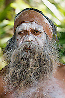 Australian Aborigine, New South Wales, Australia RESERVED USE - NOT FOR DOWNLOAD -  FOR USE CONTACT TIM GRAHAM