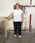 Izeta Pekarić, worked at DITA for 33 years