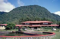 The Hotel Campestre in El Valle de Anton, Panama