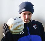 201109 Rangers training