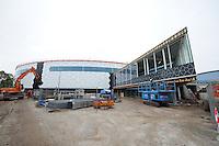 SCHAATSEN: HEERENVEEN: IJsstadion Thialf, 20-10-2015, Ver(nieuw)bouw, ©foto Martin de Jong