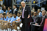 09 November 2012: . The University of North Carolina Tar Heels played the Gardner-Webb University Runnin' Bulldogs at Dean E. Smith Center in Chapel Hill, North Carolina in an NCAA Division I Men's college basketball game. UNC won the game 76-59.