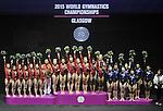 27/10/2015 - Womens Team Final - FIG Artistic gymnastics world championships - SSE Hydro Glasgow UK