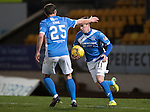 St Johnstone v Ross County&hellip; McDiarmid Park..     SPFL<br />