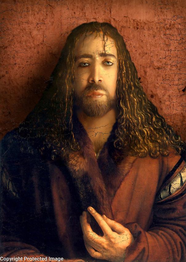 Portrait of Nicolas Ca...