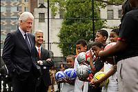 President Clinton joins USA Bid May 17 2010