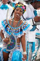 St. Thomas Carnival Adult Parade<br /> 60th anniversary celebration<br /> Charlotte Amalie<br /> St. Thomas<br /> U.S. Virgin Islands