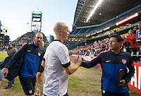 Seattle, Washington - Tuesday, June 11, 2013: USMNT 2-0 over Panama during a World Cup qualifying match at CenturyLink Field.