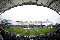 PPL Park.  The Philadelphia Union defeated the New England Revolution, 1-0, at PPL Park in Chester, PA.