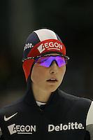 SCHAATSEN: HEERENVEEN: Ingeborg Kroon Thialf NK afstanden 27 dec. 05, ©foto Martin de Jong