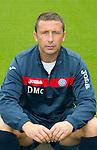 St Johnstone FC...Season 2011-12.Manager Derek McInnes.Picture by Graeme Hart..Copyright Perthshire Picture Agency.Tel: 01738 623350  Mobile: 07990 594431