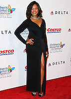 LOS ANGELES, CA, USA - OCTOBER 11: Garcelle Beauvais arrives at the Children's Hospital Los Angeles' Gala Noche De Ninos 2014 held at the L.A. Live Event Deck on October 11, 2014 in Los Angeles, California, United States. (Photo by Xavier Collin/Celebrity Monitor)