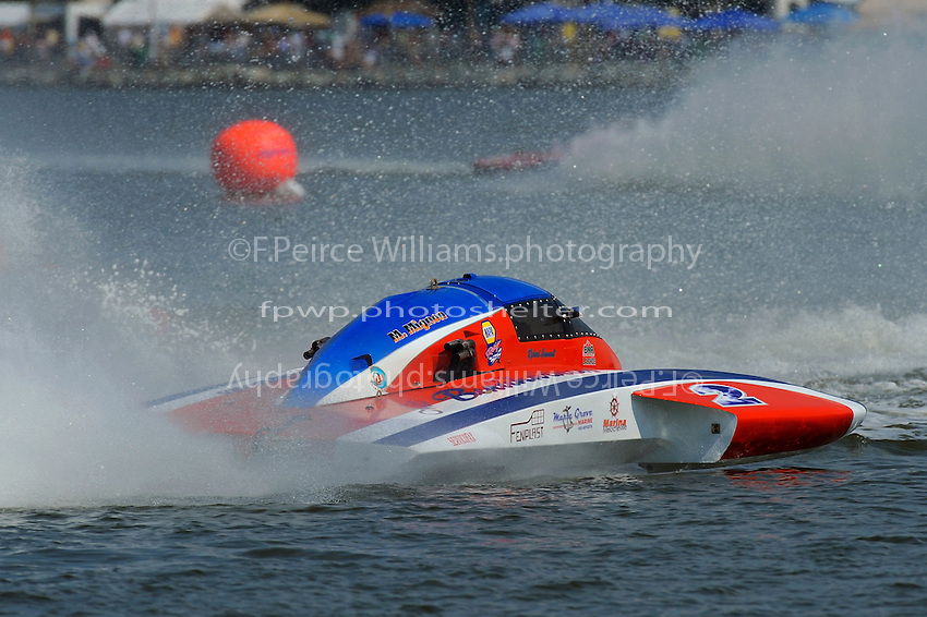 Richard Haineault, CE-2 (5 Litre class hydroplane(s)