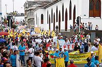 1º de Mayo, Día del Trabajo / May Day, Labour Day, Manizales, 01-05-2015