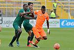 La Equidad venció como local 1-0 a Envigado. Fecha 8 Liga Águila I-2017.