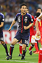Yasuyuki Konno (JPN), .June 3, 2012 - Football / Soccer : .FIFA World Cup Brazil 2014 Asian Qualifier Final Round, Group B .match between Japan 3-0 Oman .at Saitama Stadium 2002, Saitama, Japan. .(Photo by Daiju Kitamura/AFLO SPORT) [1045]