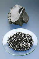 GALENA AND LEAD SHOT<br />