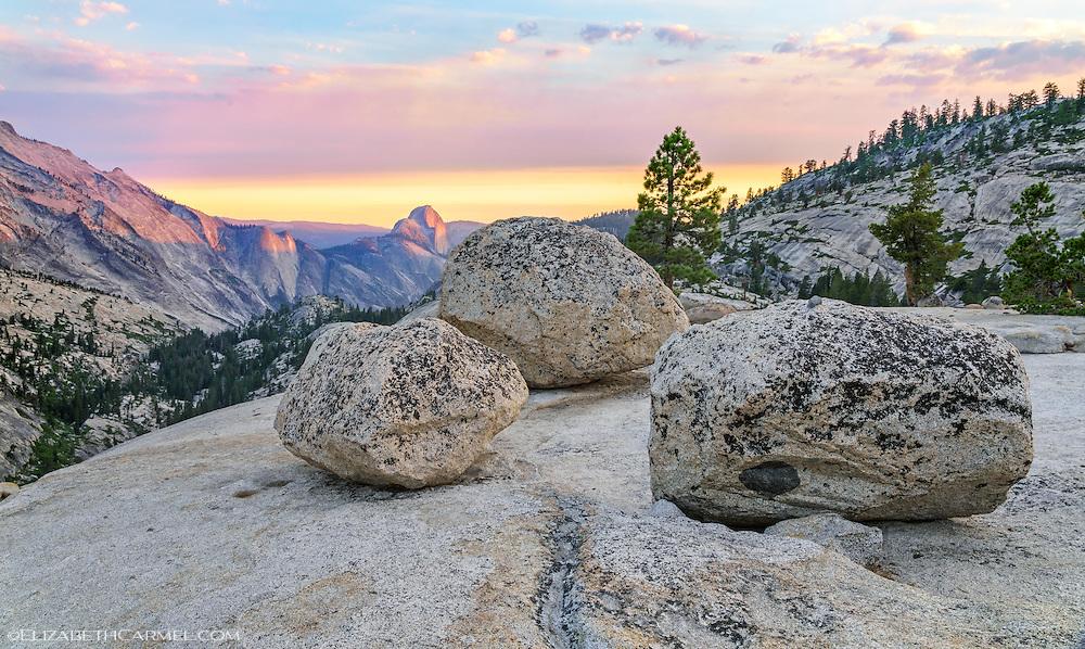 Summer Glow, Yosemite