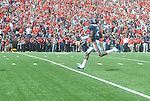 Ole Miss' Nickolas Brassell(2) scores a touchdown on a punt return at Vaught-Hemingway Stadium in Oxford, Miss. on Saturday, September 24, 2011. Georgia won 27-13.