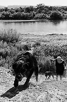 Grand Junction, Colorado, June 18, 2012.On the Colorado River