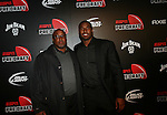 Father and Flordia State's QP EJ Manuel Drafted First Round By the Buffalo Bills Attend ESPN The Magazine Presents the 10th Annual Pre-Draft Party Held at The IAC Building, NY  4/24/13