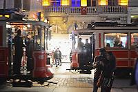 Istiklal Avenue, Istanbul (TUR)