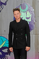 LONDON, ENGLAND - AUGUST 3: Conor Maynard attending the 'Suicide Squad' European Premiere at Odeon Cinema, Leicester Square on August 3, 2016 in London, England.<br /> CAP/MAR<br /> &copy;MAR/Capital Pictures /MediaPunch ***NORTH AND SOUTH AMERICAS ONLY***