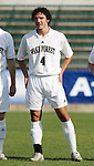 Wake's Julian Valentin on Tuesday, November 8th, 2005 at SAS Stadium in Cary, North Carolina. The Wake Forest Demon Deacons defeated the Boston College Eagles 4-0 during their Atlantic Coast Conference Tournament Play-In game.