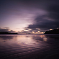 Beach at Loch Brittle, Glenbrittle, Isle of Skye, Scotland