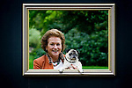 Countess Faber-Castell with her pet dog | September 2007