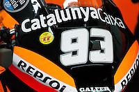 Marc Marquez Motorbike