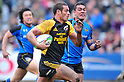 Nicholas Ryan (Sungoliath),.FEBRUARY 26, 2012 - Rugby : Japan Rugby Top League 2011-2012,Play Off Tournament Final .match between Suntory Sungoliath 47-28 Panasonic Wild Knights at Chichibunomiya Rugby Stadium, Tokyo, Japan. (Photo by Jun Tsukida/AFLO SPORT) [0003] .