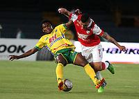 Independiente Santa Fe vs. Atlético Huila, 29-11-2014. LP 2_2014 Cuadrangular Semifinal