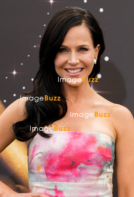 Julie Benz attends photocall at the Grimaldi Forum on June 9, 2014 in Monte-Carlo, Monaco.