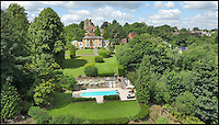 BNPS.co.uk (01202 558833)<br /> Pic: Savills/BNPS<br /> <br /> Homebuyers can follow in the footsteps of the original Scout with this impressive manor where Lord Baden-Powell wrote his famous manual Scouting for Boys.<br /> <br /> The new owner of the Manor House, a Grade II listed home in the village of Speldhurst, Kent, shouldn't need too many boy scout skills as this grand home is a far cry from roughing it.<br /> <br /> The stunning Victorian property, which comes with a cottage and swimming pool, is now on the market with Savills for &pound;3.5million.