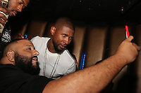LOS ANGELES, CA - JUNE 26: DJ Khaled and Usher at the Mark Pitts & Bystorm Entertainment post 2016 BET Awards Celebration at Bootsy Bellows in Los Angeles, California on June 26, 2016. Credit: Walik Goshorn/MediaPunch